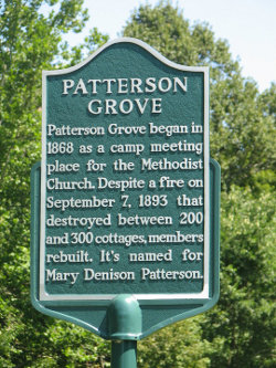 Historic Marker Sign